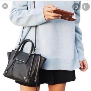 Balenciaga mini Papier bag